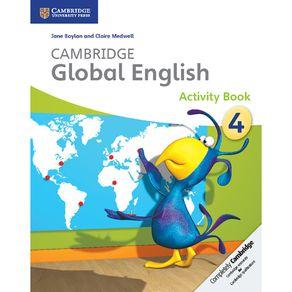 Cambridge-Global-English-Activity-Book-4