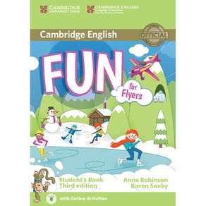 Fun-for-Flyers-3ed-Student's-Book-with-Audio-and-Online-Activities
