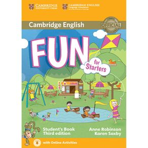 Fun-for-Starters-3ed-Student's-Book-with-Audio-and-Online-Activities