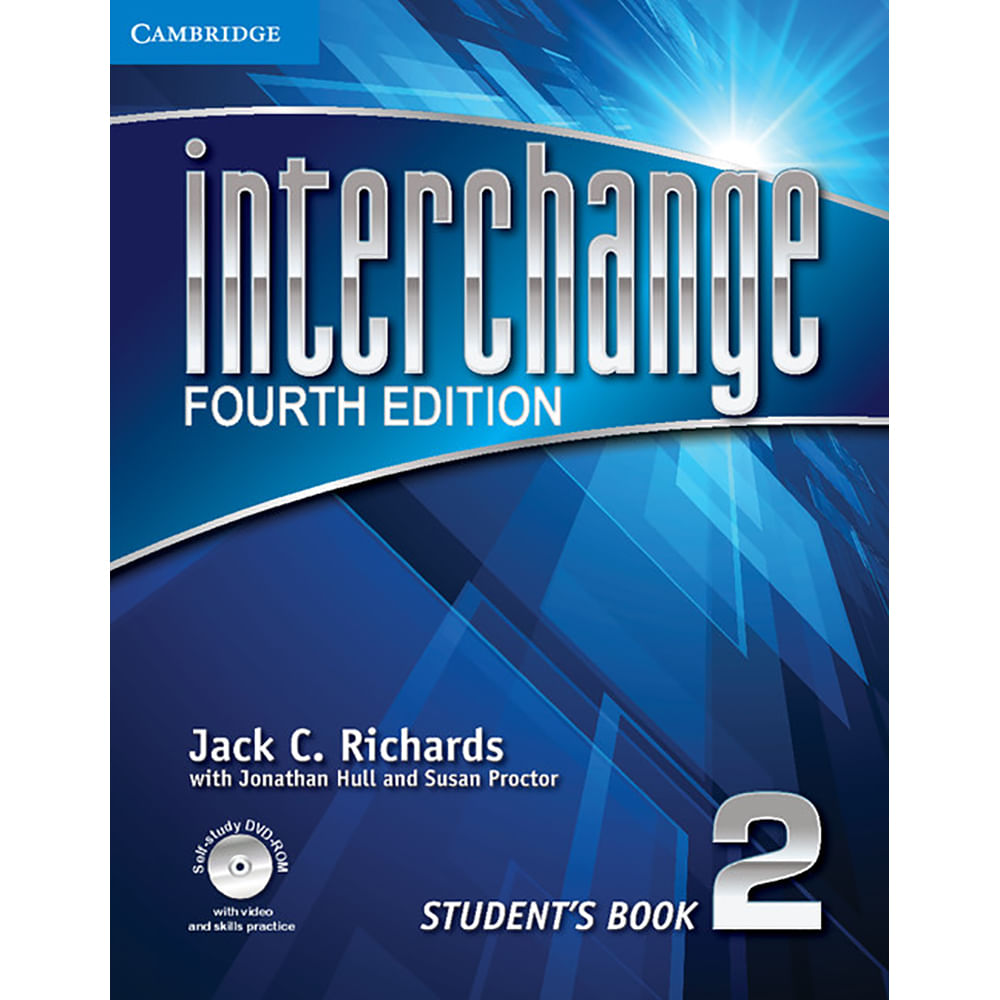 Interchange 4ed Student's Book with Self-Study DVD-ROM & Online ...