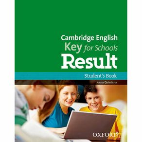 Cambridge-English-Key-For-Schools-Result-Student-s-Book