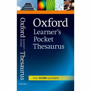 Oxford-Learner-s-Pocket-Thesaurus-First-Edition