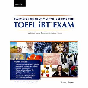 Oxford-Preparation-Course-For-Toefl®-Ibt-Exam-Pack