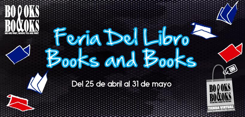FERIA DEL LIBRO B&B