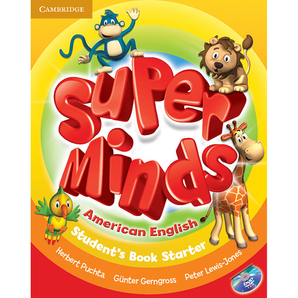 Super Minds Starter - Cambridge
