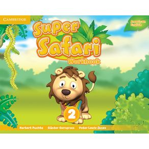 American-English-Super-Safari-Workbook-2