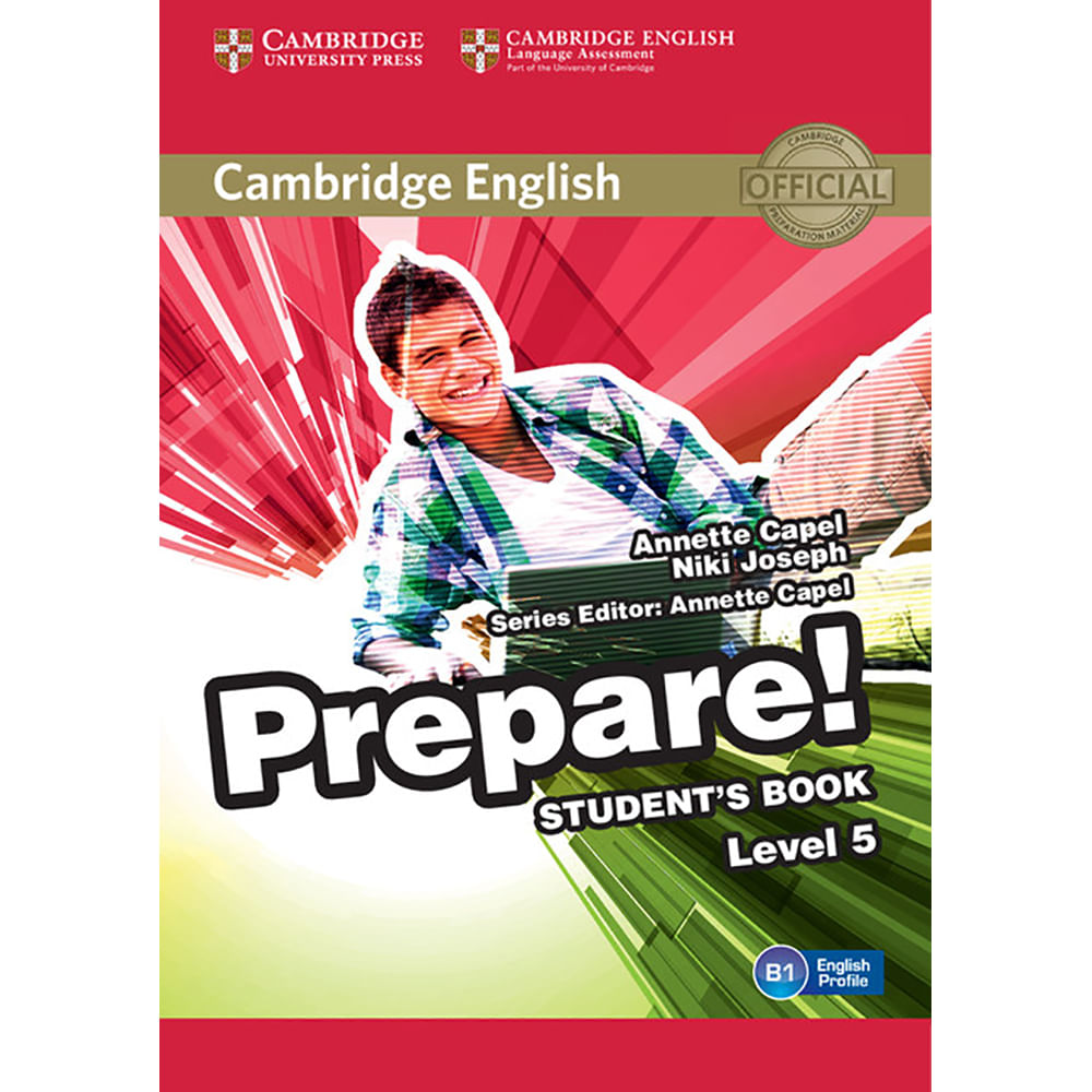 Cambridge English Prepare! Student's Book without Answers ...
