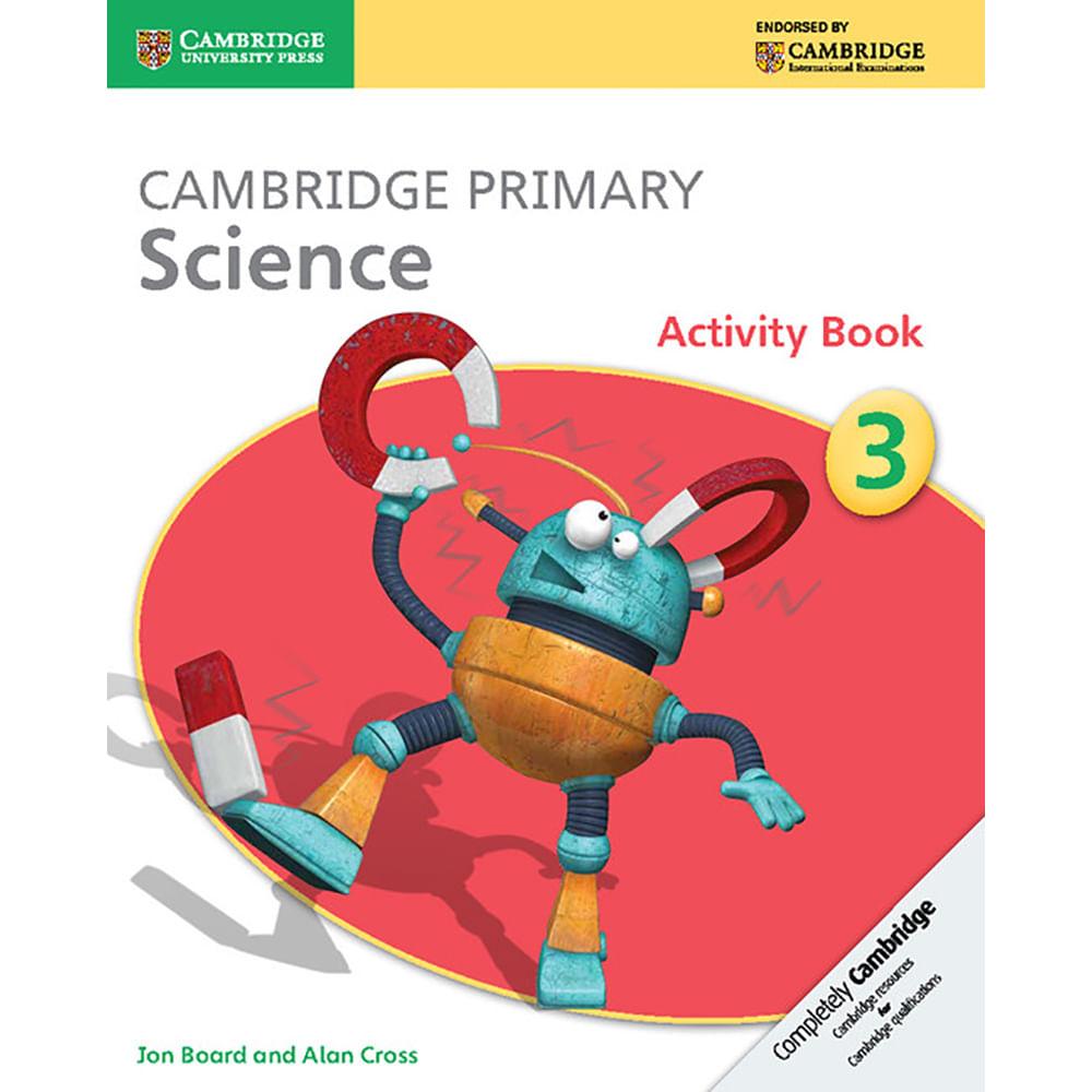 Cambridge Primary Science Activity Book 3 - booksandbooks