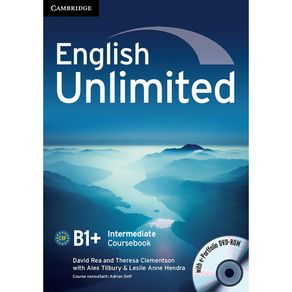 English-Unlimited-Coursebook-with-e-Portfolio-Intermediate