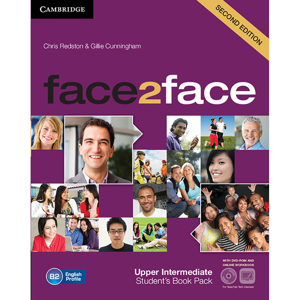 Face2face Upper Intermediate Students Book