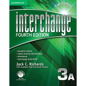 Interchange-4ed-Full-Contact-with-Self-study-DVD-ROM-3A