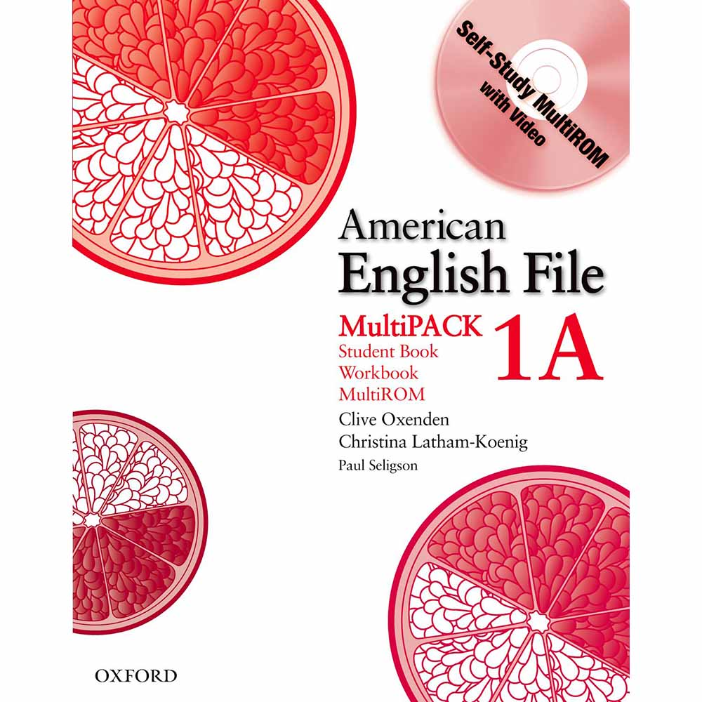 american english file multipack 1a resuelto