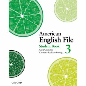 American-English-File-Level-Student-Book-3