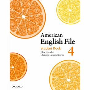 American-English-File-Level-Student-Book-4