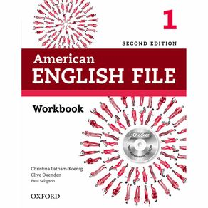 American-English-File-2ed-Workbook-and-Ichecker-1