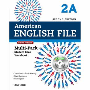 American-English-File-2ed-Multi-Pack-with-Oxford-Online-Skills-Program-and-Ichecker-2A