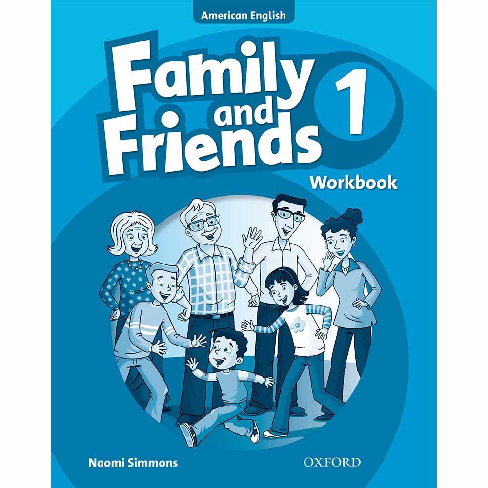 Workbooks » Family And Friends 3 Workbook Pdf - Free Printable ...