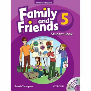 American-Family-and-Friends-Student-Book-and-Student-CD-Pack-5