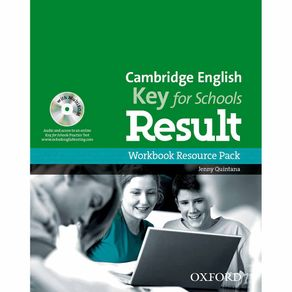 Cambridge-English-Key-For-Schools-Result-Workbook-Resource-Pack-without-Key