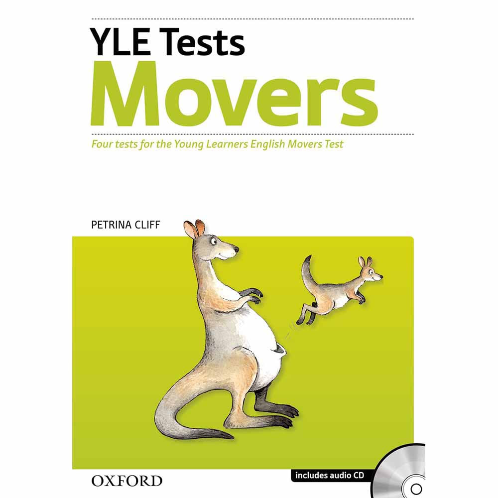 f1895e677604b Cambridge Young Learners English Tests Revised Edition Movers ...