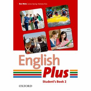 English-Plus-Student-s-Book-2