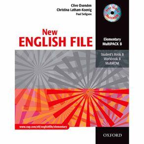 New-English-File-Multi-Pack-Elementary-B