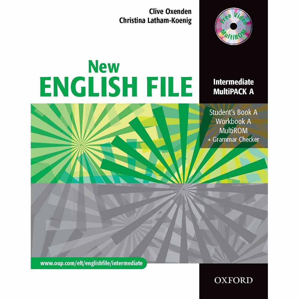 New English File Multi-Pack Intermediate A - booksandbooks