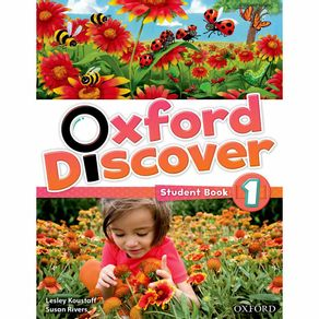 Oxford-Discover-Student-s-Book-1