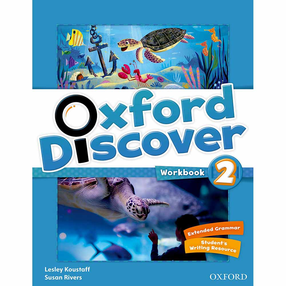 Oxford Discover Workbook 2 - booksandbooks