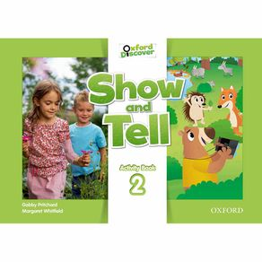Oxford-Show-and-Tell-Activity-Book-2
