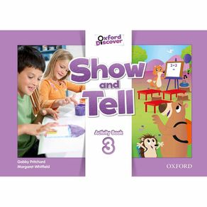 Oxford-Show-and-Tell-Activity-Book-3