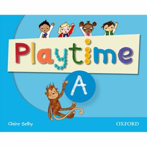 Playtime-Course-Book-A