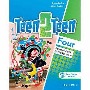 Teen2Teen-Student-Book-and-Workbook-4