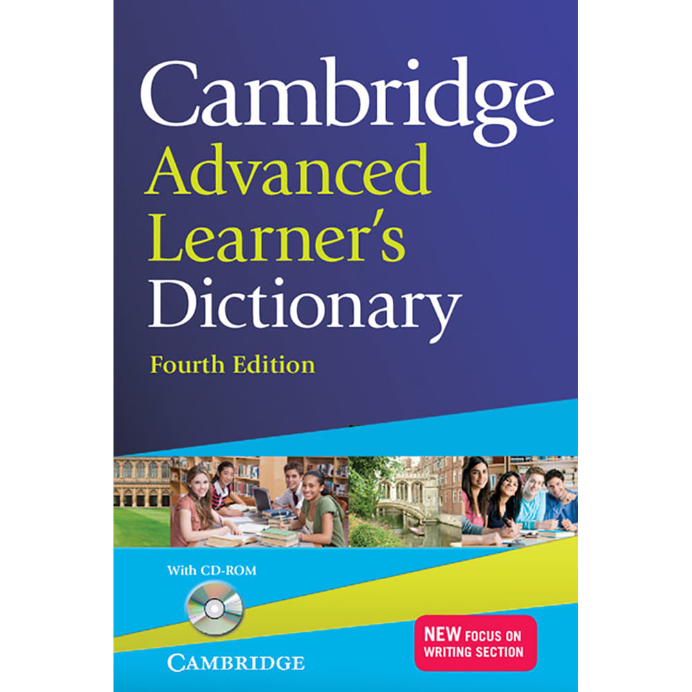 cambridge advanced learner s dictionary 4ed with cd rom booksandbooks