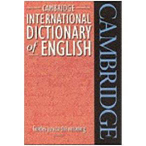 Cambridge-International-Dictionary-of-English-Network-CD-ROM