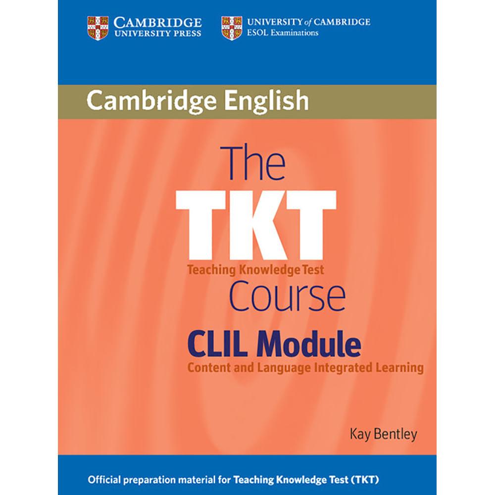 The Tkt Course Clil Module Booksandbooks