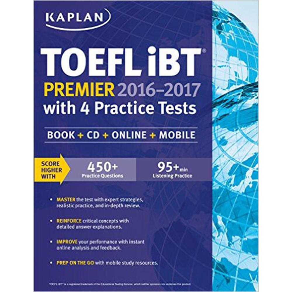 Toefl Test Preparation Kit Pdf
