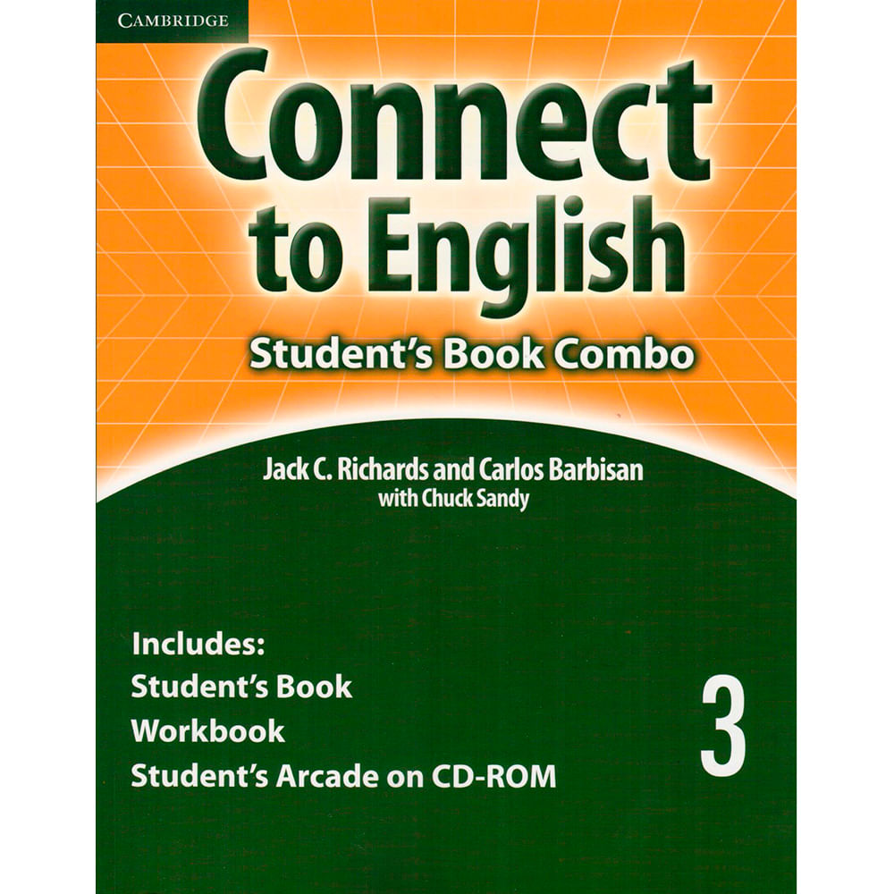 Connect to English Student's Book with Arcade on CD-ROM and