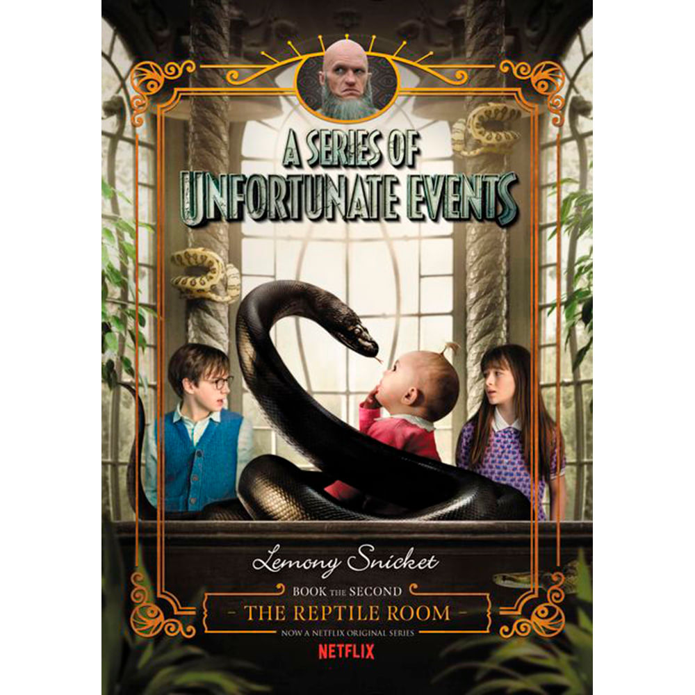 a series of unfortunate events reptile room pdf